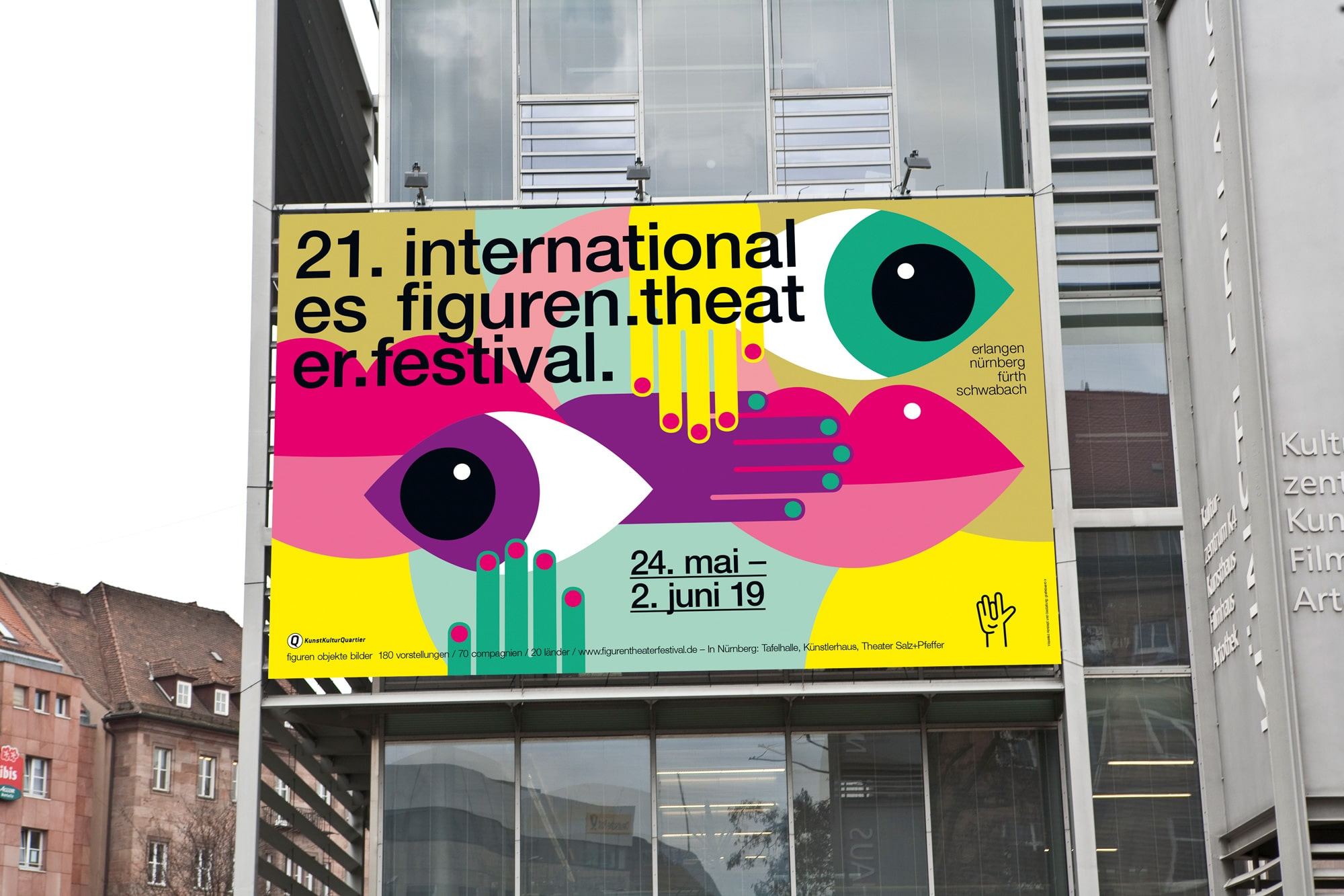 planx-internationales.figuren.theater.festival-Banner-Kuenstlerhaus