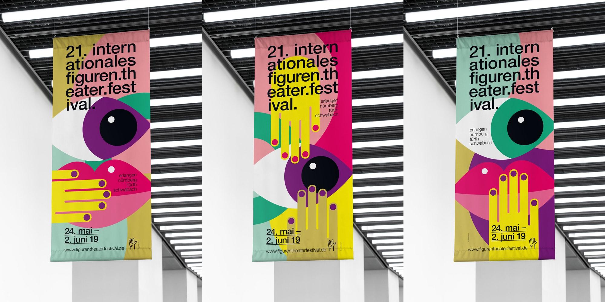planx-internationales.figuren.theater.festival-Fahnen