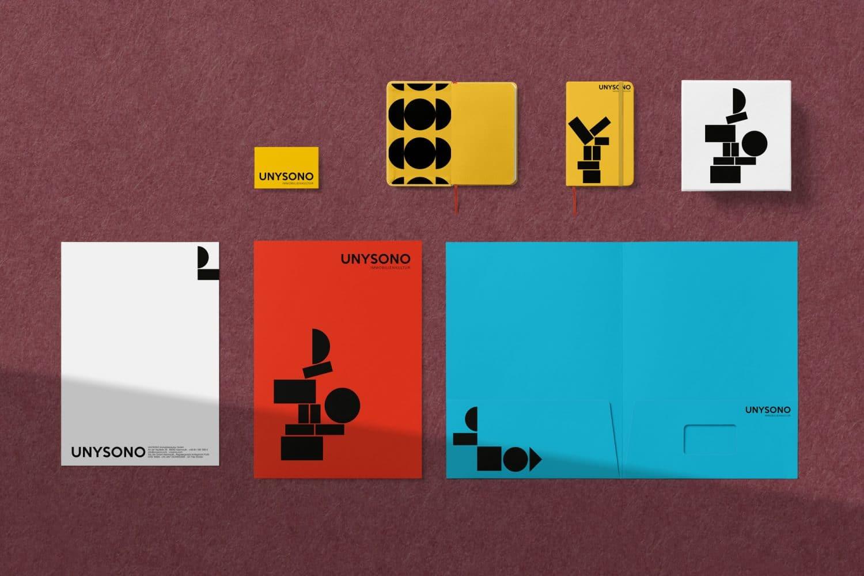 planx-UNYSONO-CorporateDesign-Stationery